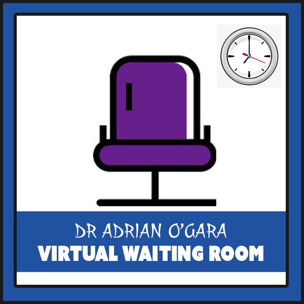 dr o garas virtual waiting room