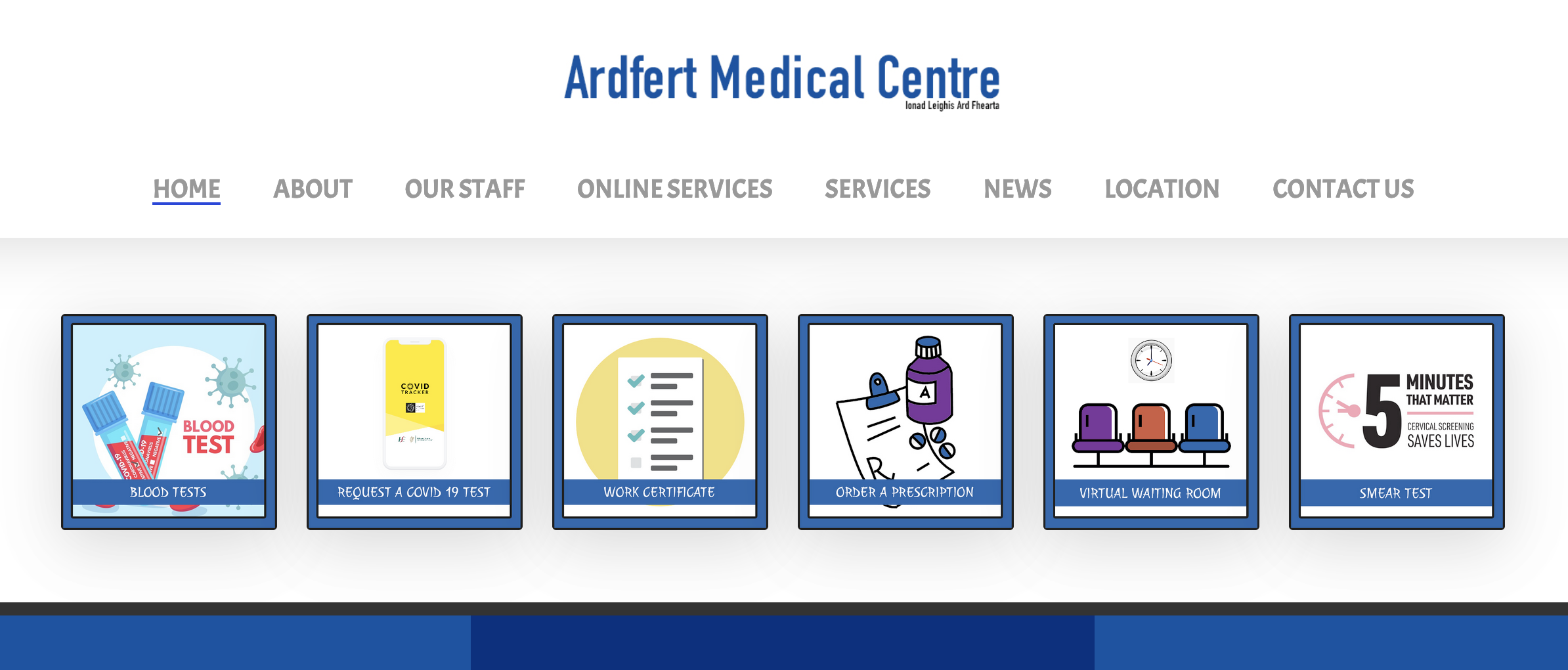 image of online services